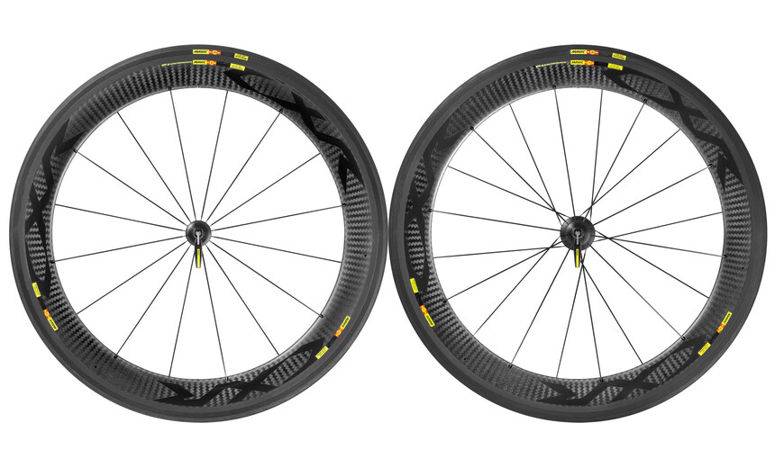 Mavic CXR Ultimate 60 C LRS 23 Campagnolo ED11 black